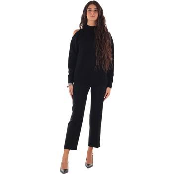 Abbigliamento Donna Pantaloni da completo MICHAEL Michael Kors 106158 Nero