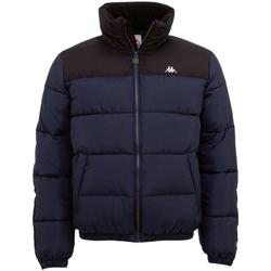 Abbigliamento Uomo Piumini Kappa Jaro Jacket Bleu marine