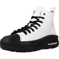 Scarpe Donna Sneakers alte Café Noir C1DM9251 Bianco