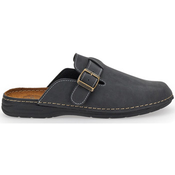 Scarpe Uomo Pantofole Arizona 620580 NERO