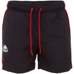 Abbigliamento Uomo Shorts / Bermuda Kappa Eik Nero