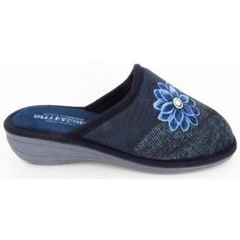 Scarpe Donna Ciabatte Valleverde 55120 ciabatta donna Blu
