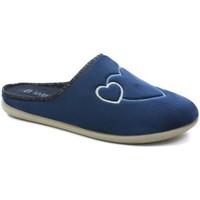 Scarpe Donna Pantofole Inblu GF08 Blu