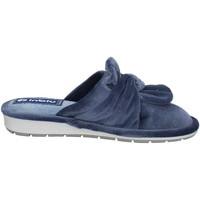 Scarpe Donna Pantofole Inblu LB85 Blu