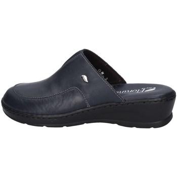 Scarpe Donna Pantofole Florance C23005-FI BLU