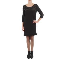Abbigliamento Donna Abiti corti Stella Forest ZRO045 Nero