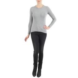 Abbigliamento Donna Jeans slim School Rag PHOEBE SUPER SLIM COMFORT Nero