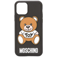 Borse Donna Fodere cellulare Moschino COVER  TEDDY BEAR IPHONE 11 PRO