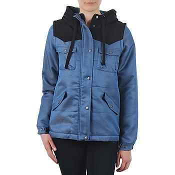 Abbigliamento Donna Parka Nikita EXPLORER Blu
