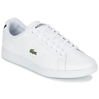 Scarpe Uomo Sneakers basse Lacoste CARNABY EVO LCR Bianco