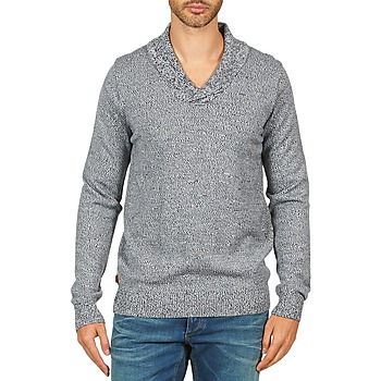 Abbigliamento Uomo Maglioni Kulte PULL CHARLES 101823 BLEU Blu