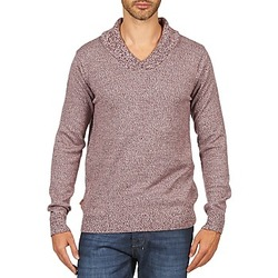 Abbigliamento Uomo Maglioni Kulte PULL CHARLES 101823 ROUGE Rosso