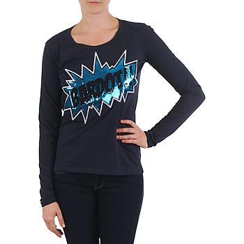 Abbigliamento Donna T-shirts a maniche lunghe Brigitte Bardot BB43130 Blu
