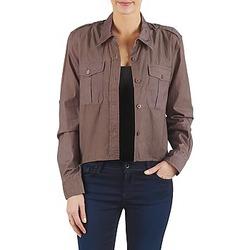 Abbigliamento Donna Camicie Brigitte Bardot BB43077 Marrone