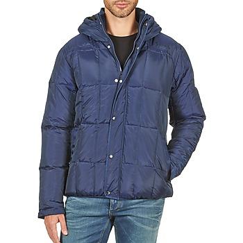 Abbigliamento Uomo Piumini Bench QUOTA Blu