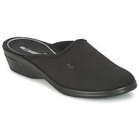 Scarpe Donna Pantofole Romika REMO 122 Nero