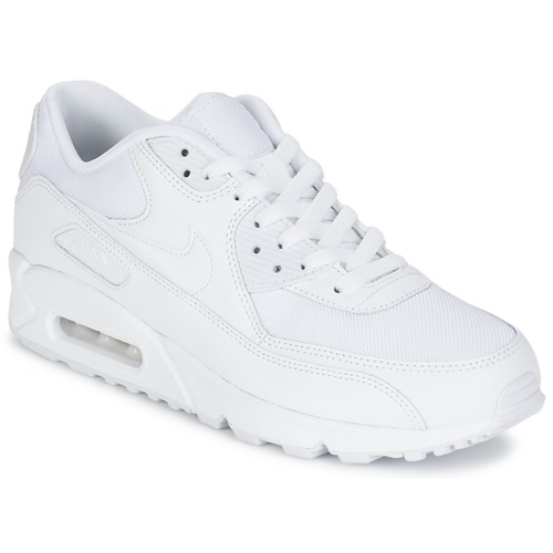 online store 2025b a36fb Scarpe Uomo Sneakers basse Nike AIR MAX 90 ESSENTIAL Bianco
