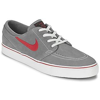Scarpe Uomo Sneakers basse Nike ZOOM STEFAN JANOSKI Grigio