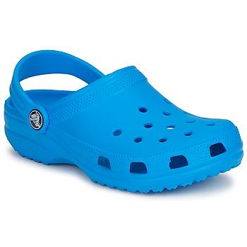Scarpe Bambino Zoccoli Crocs CLASSIC KIDS Blu