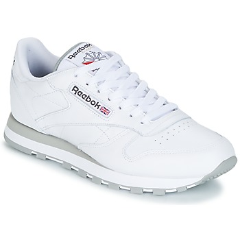 Scarpe Sneakers basse Reebok Classic CL LEATHER Bianco