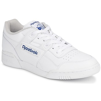 Scarpe Sneakers basse Reebok Classic WORKOUT PLUS Bianco