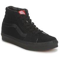 Scarpe Uomo Sneakers alte Vans SK8 HI Black / Black