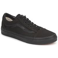 Scarpe Sneakers basse Vans OLD SKOOL Nero / Nero