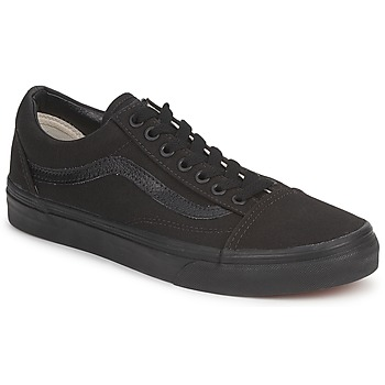 Scarpe Sneakers basse Vans OLD SKOOL Black / Black
