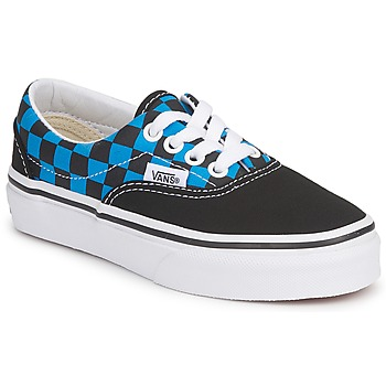 Scarpe Bambino Sneakers basse Vans ERA KIDS Blu / Nero
