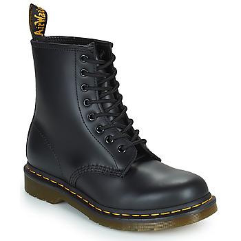 Scarpe Stivaletti Dr Martens 1460 8 EYE BOOT Black