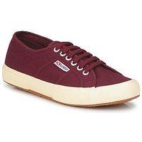 Scarpe Sneakers basse Superga 2750 COTU CLASSIC Nero / Bordeaux