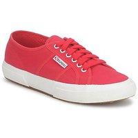 Scarpe Sneakers basse Superga 2750 COTU CLASSIC Red