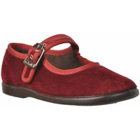Scarpe Bambina Derby & Richelieu Vulladi 34601 Rosso