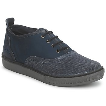 Scarpe Uomo Sneakers alte Feud FIGHTER Marine