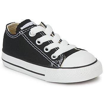 Scarpe Bambino Sneakers basse Converse ALL STAR OX Nero