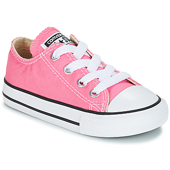 Scarpe Bambina Sneakers basse Converse CHUCK TAYLOR ALL STAR CORE OX Rosa