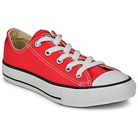 Scarpe Unisex bambino Sneakers basse Converse ALL STAR OX Rosso