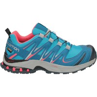 Scarpe Sneakers basse Salomon MOUNTAIN RAI Blu
