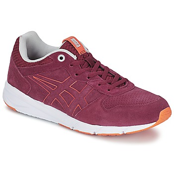 Scarpe Donna Sneakers basse Onitsuka Tiger SHAW RUNNER Rosso