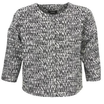 Abbigliamento Donna Giacche / Blazer Mexx MX3002331 Nero / Bianco