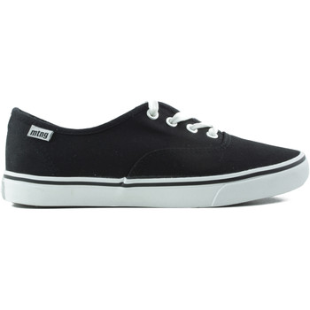 Scarpe Donna Sneakers basse MTNG MUSTANG CANVAS MULTICOLOR NEGRO
