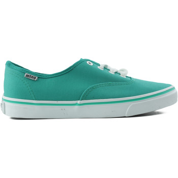 Scarpe Donna Sneakers basse MTNG MUSTANG LONA CANVAS MULTICOLOR MUJER VERDE