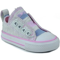 Scarpe Unisex bambino Sneakers basse Converse AS SLIP OX ROSA