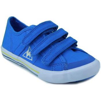 Scarpe Bambino Sneakers basse Le Coq Sportif SAINT MALO PS STRAP AZUL