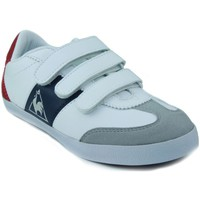 Scarpe Unisex bambino Sneakers basse Le Coq Sportif MEXICO PS STRAP BLANCO