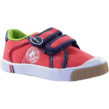Scarpe Unisex bambino Sneakers basse Gorila STONE MOSS ROJO