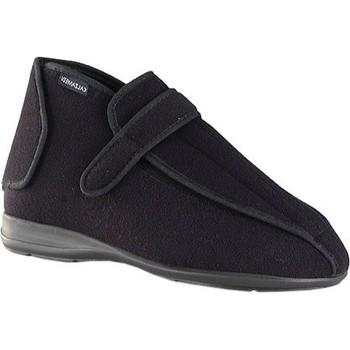Scarpe Donna Pantofole Calzamedi CALZATURE POST OPERATORIE 3051 NEGRO