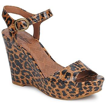 Scarpe Donna Sandali Lucky Brand LINDEY Leopard