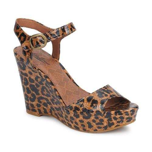 Lucky Brand LINDEY Leopard  Scarpe Sandali Donna 102