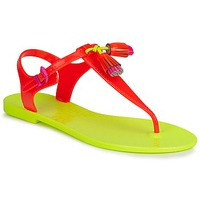 Scarpe Donna Sandali Juicy Couture WISP Neon / Arancio